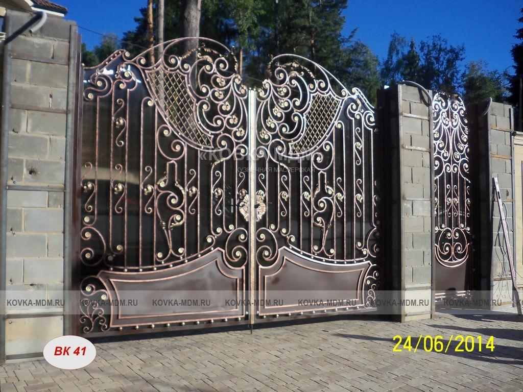 Ворота вк 41 можно ли сварить балку для откатных ворот