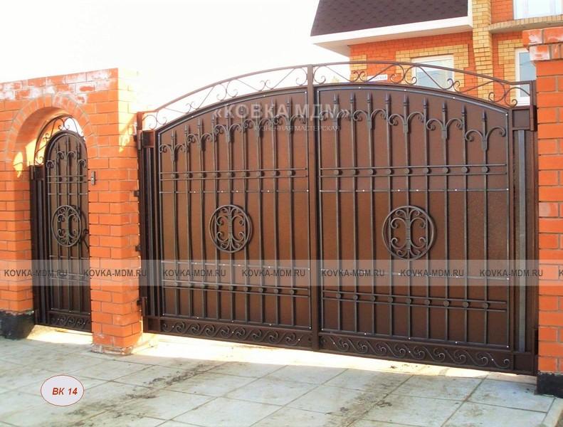 Ворота каталог купить в харькове въездные ворота